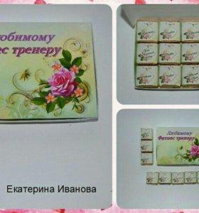 Шокобокс-сладкий подарок