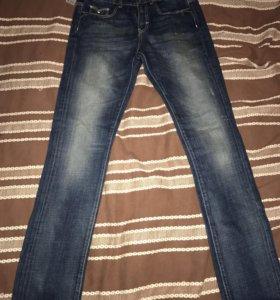 Новые джинсы бойфренд