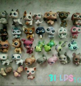 Littlest pet shop Пет шоп lps лпс