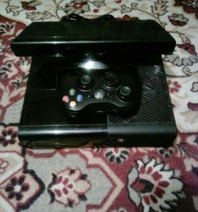 Xbox 360 камера и джостик диски с играми в подарок