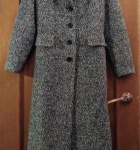 Пальто демисезонное, букле