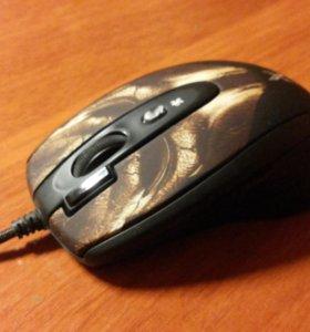 Игровая мышь a4tech bloody x7