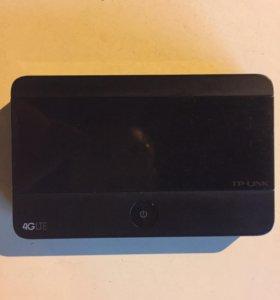 Беспроводной wifi роутер tp-link m7350 2g 3G 4g