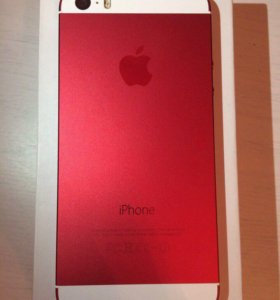 iPhone 5s 16gb Red