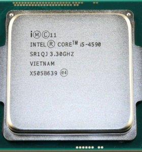 Продам мощный компьютер на Intel Core i5-4590