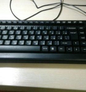 Клавеатура для компьютера новая