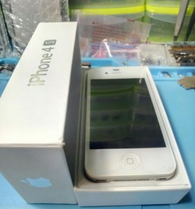 iPhone 4s white 16gb RFB