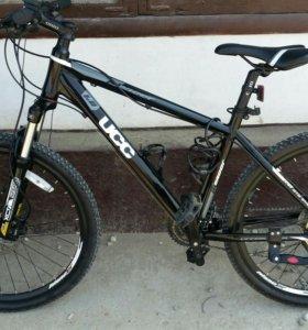 Велосипед пробег 320км