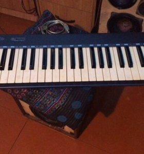 Продам миди-клавиатуру
