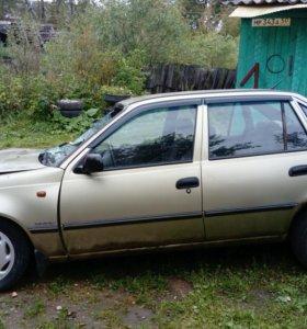 Автомобиль ДЭУ НЕКСИЯ- битая