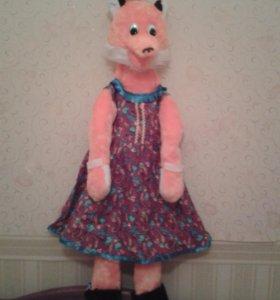детские ростовые куклы