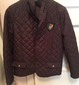 Куртка стеганая 40-42 размер