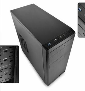 Новый мощный игровой компьютер GeForce GTX 1050