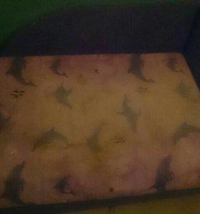 Компактный раскладной диванчик