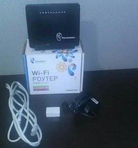 Wi-Fi роутер Ростелеком Sagemcom PackF@st1744 v2.2
