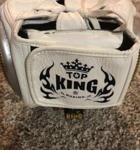 Шлем для бокса и кикбоксинга