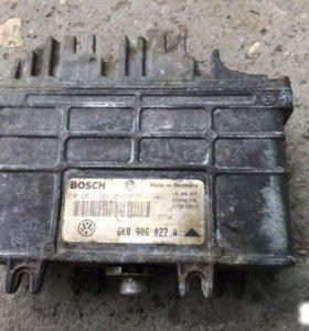 Блок управления двигателем 1,4 aex 6K0906027A