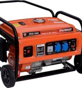 Бензогенератор Patriot max power SRGE 3800