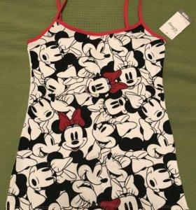 Майка Minnie Mouse новая с биркой
