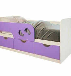 Кровать детская Новая!