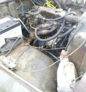 двигатель 417 на уаз