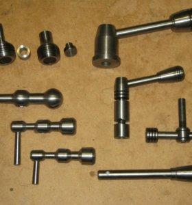 Полный комплект ручек для токарного ТВ-16