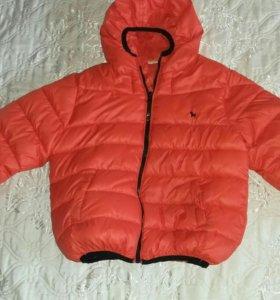 Куртка на 130