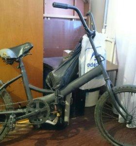 Складной Велосипед подростковый