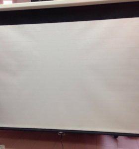 Benq ms517 проектор и экран