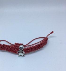 Красная нить, браслет