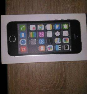Продам Apple IPhone 5S 16Gb Space gray.