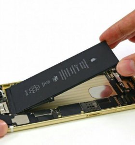 Замена батареи iPhone с гарантией. Выезд