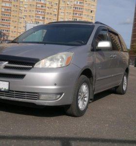 Toyota Sienna, 2003