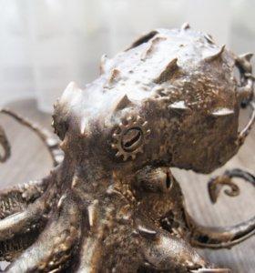 Гигантский Осьминог (стимпанк)