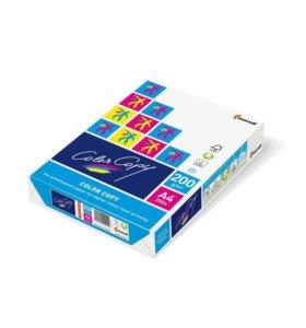 Бумага Color Copy А4 200 г/м2