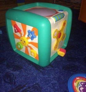 Куб ELC развивающий