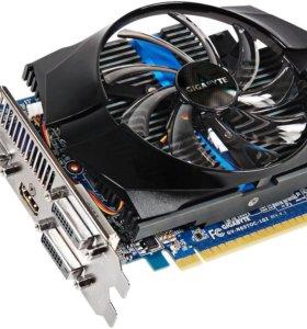 Продам GeForce GT 650 TI 2GB