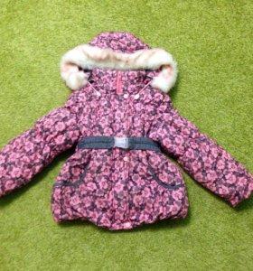 Зимняя качественная куртка