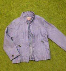 Куртка осенью