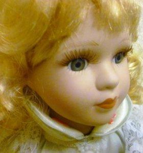 Кукла фарфоровая Германия