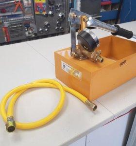 Опрессовщик систем отопления и водоснабжения