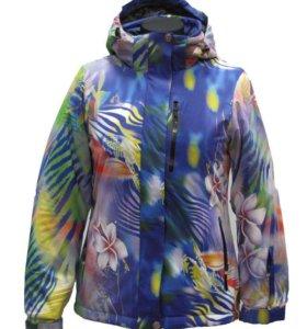 Куртка горнолыжная 52 размер