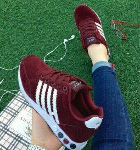 Новые кроссовки!