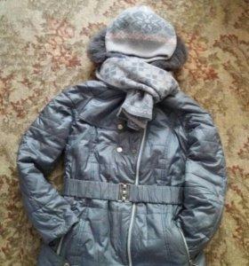 """Пальто зимние фирмы""""Шалуны"""""""