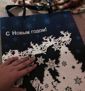 🎄Новогодний подарочный пакет🎄