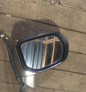 Зеркало заднего вида Хонда Цивик 4d