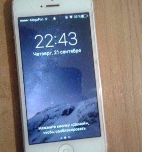 Айфон 5 , 16 гиг