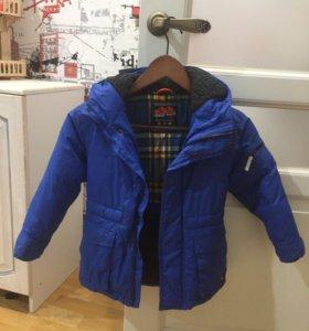Куртка на мальчика 6-7 лет