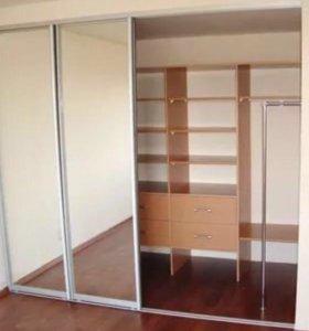 Шкафы,гардеробные.