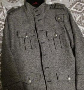 Пальто драповое,мужское